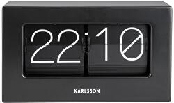 Překlápěcí stolní hodiny KA5620BK