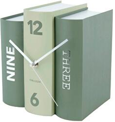 Stolní hodiny Book KA5756GR