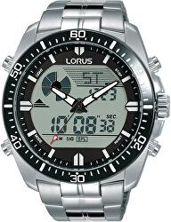 Kombinované hodinky R2B03AX9