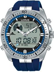 Kombinované hodinky R2B09AX9