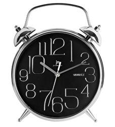Nástěnné hodiny ve tvaru budíku 00815N