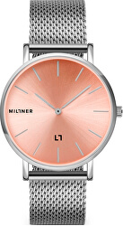 MayfairS Silver Pink 36 mm
