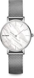 Mini Silver Pearl