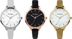 Dárkový set Dámské Analogové hodinky PCX7967L364