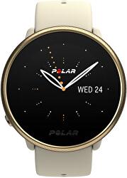 POLAR IGNITE 2, hodinky  béžovo/zlaté, vel.pásku S - L 90085185