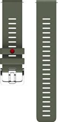 Řemínek 22 mm zelený M/L 91082601
