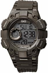 Digitální hodinky M176J006Y