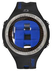 Curea ceas din silicon pentru PC 25.10 - albastru