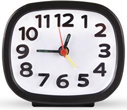 Stolní hodiny - černé - SLEVA