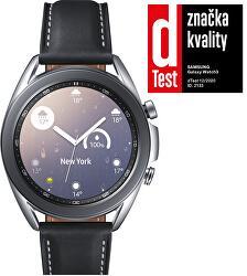 Galaxy Watch 3 41 mm SM-R850NZSAEUE - stříbrné