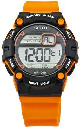 Pánské digitální hodinky S DNS-001