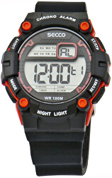 Pánské digitální hodinky S DNS-006