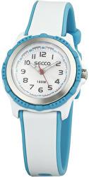 Dámské analogové hodinky S DOE-001