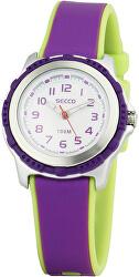Dětské analogové hodinky S DOE-005