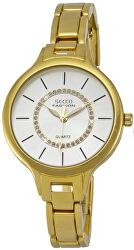 Dámské analogové hodinky S F5006,4-164