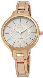 Dámské analogové hodinky S F5006,4-565