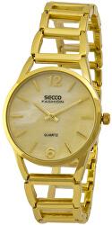 Dámské analogové hodinky S F5008,4-132