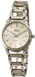 Dámské analogové hodinky S F5008,4-264