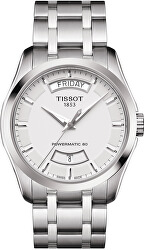 T-Classic Couturier Automatic Powermatic 80 T0354071103101