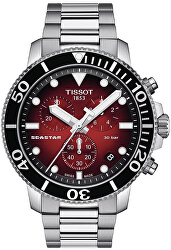 Seastar 1000 Chronograph T120.417.11.421.00