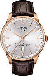 T-Classic ChemindesTourelles Powermatic 80 T099.407.36.037.00
