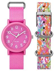 Dětské hodinky Weekender Color Rush + náhradní řemínek TWG018100UE