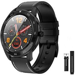 Dárkový set Smartwatch WG98BKL + náhradní řemínek