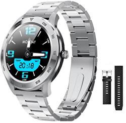 Dárkový set Smartwatch WG98S + náhradní řemínek
