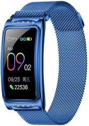 Fitness náramek W28B - Blue