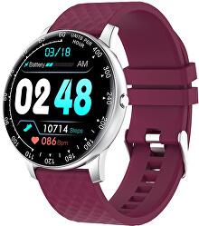 W03PE Smartwatch - Purple