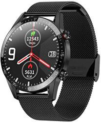 Smartwatch WT31BST - Black Steel