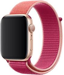 Provlékací sportovní řemínek pro Apple Watch - Růžová 38/40 mm