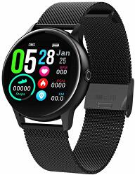 Smartwatch W34BST - Black Stainless