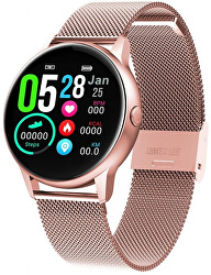 Smartwatch W35GST - Gold Stainless