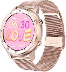 Smartwatch W89R - Rose Gold - SLEVA IV