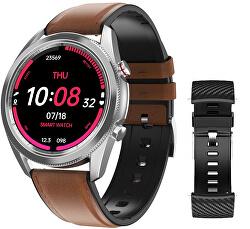 Smartwatch W34B + náhradní řemínek