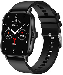 Smartwatch W318B - Black