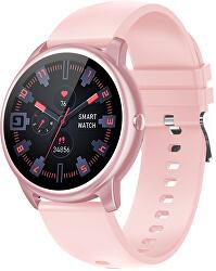 Smartwatch WO6PK - Pink