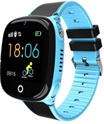 Dětské Smartwatch W11E s fotoaparátem - Blue