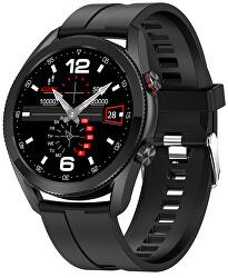 Smartwatch W20B - Black Silicon