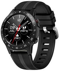Smartwatch s GPS W5BK - Black