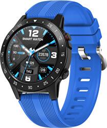 Smartwatch s GPS W5BE - Blue