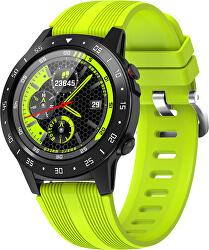 Smartwatch s GPS W5GN - Green