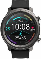 Smartwatch W32BS - Black Silicone