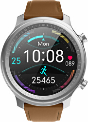 Smartwatch W29BL - Brown Leather