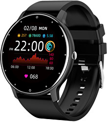 Smartwatch W02B - Black