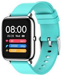 Smartwatch W02B - Blue