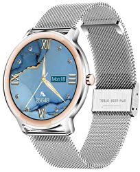 Smartwatch W18SR - Silver