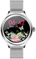 Smartwatch W40S - Silver