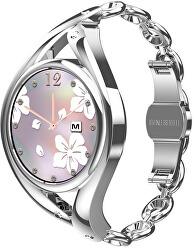 Smartwatch W99S - Silver